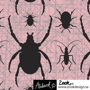 Skalbaggar - Rosa