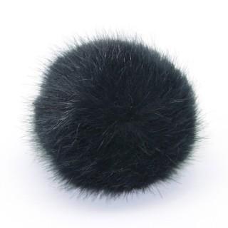 PomPom 10 cm - Blå